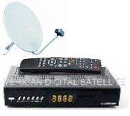 FTA satellite receivers to get FTA channels. Over-the-air digital TV signals do not reach very far outside the city in which they are transmitted. FTA Satellite Receivers can be used in rural locations as a fairly reliable source of television without subscribing to cable or a major satellite provider.