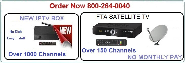 want to watch Free QVC TV in USA? FTA and International TV receivers, Dish and LNB packages