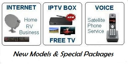 best deals on satellite internet in Odessa, TX 79763